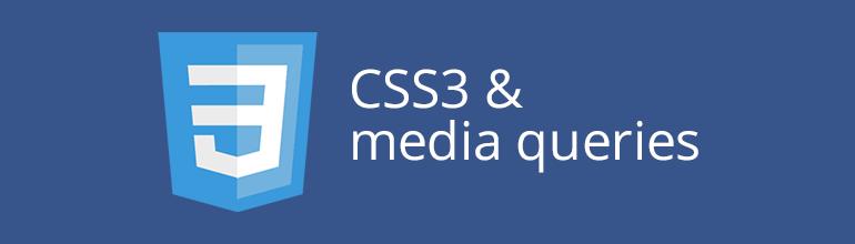 media query css3